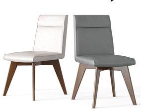 Lumir and Lucio Chair 3D model