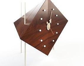 Diamond Clock Vitra 3D