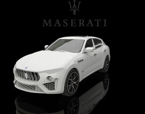 MASERATI LEVANTE SQ4 Very High quality details 3D