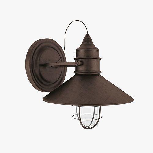 outdoor light 3d model max obj mtl fbx 1