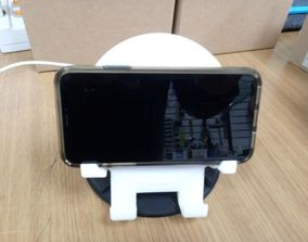 3D model belkin BOOST UP Wireless Charging Pad stand