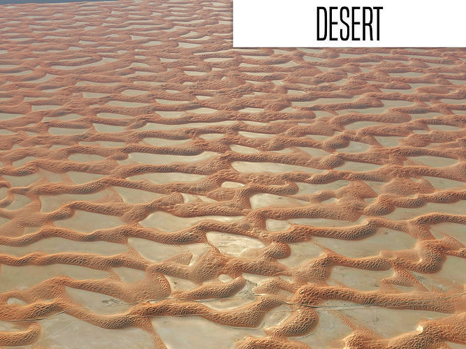 desert 75x75 km 3d model max obj mtl fbx 1