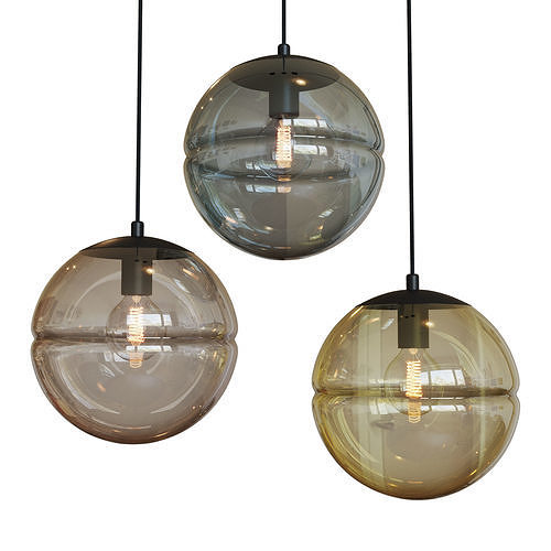 lampatron glassball 2 3d model max obj mtl 1