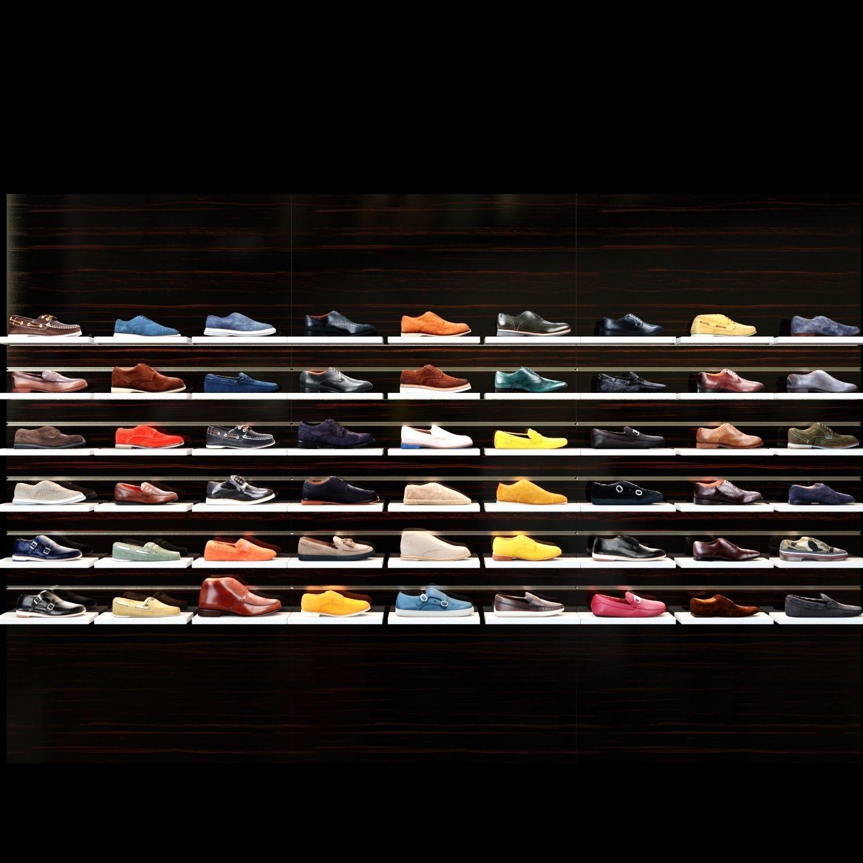 Man shoes shop