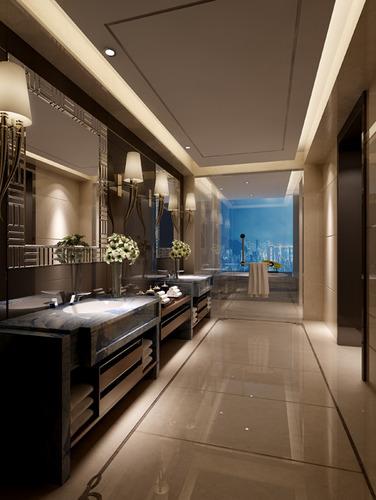 Bathroom 3d model max for Bathroom models images