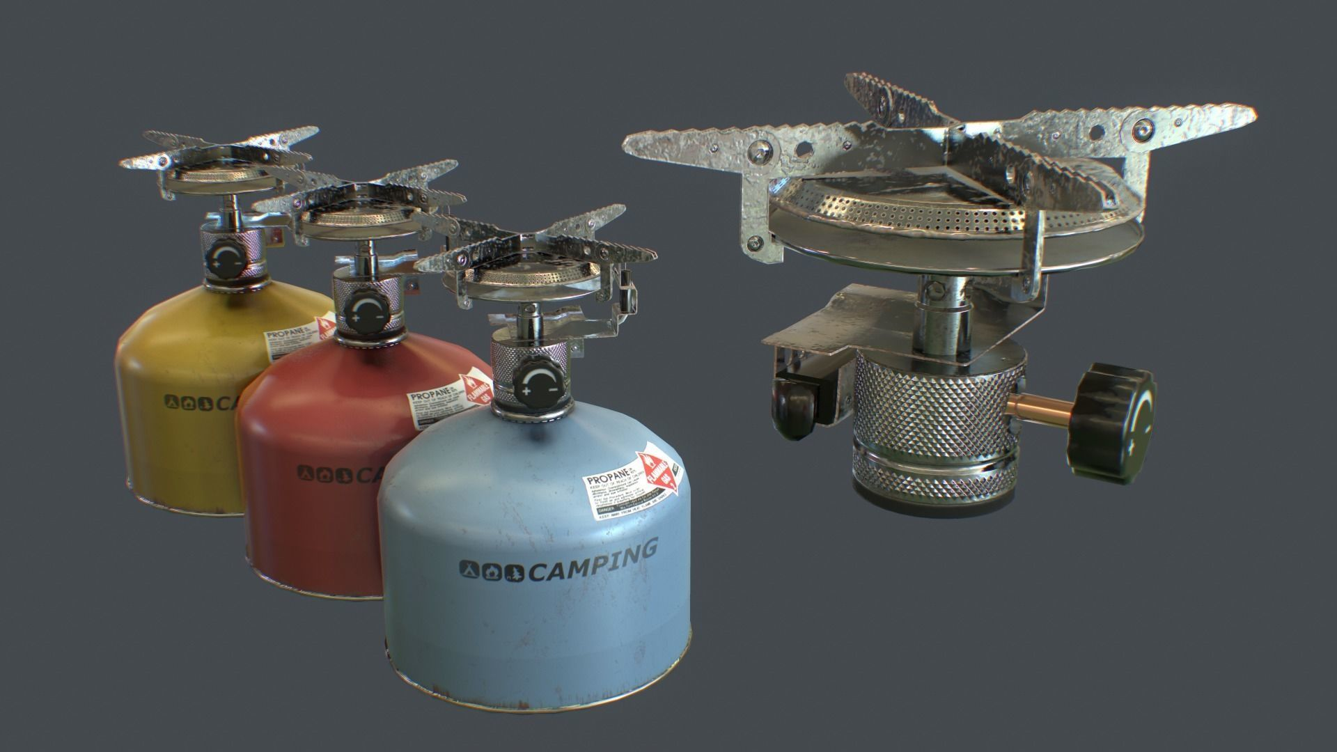 Travel Camping Gas Stove