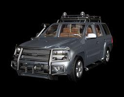 Car obj fbx 3D Model