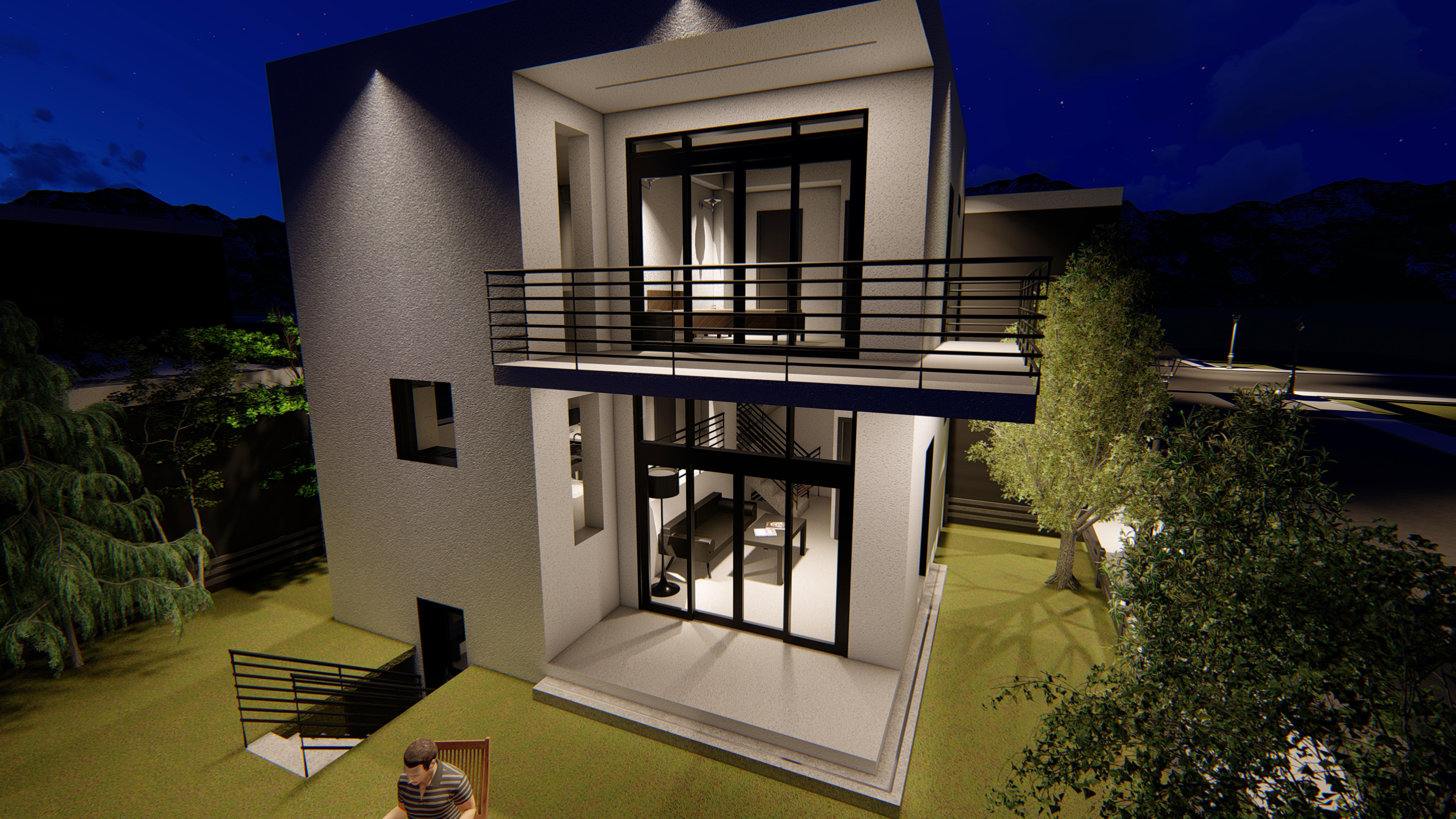 Concrete Construction | 3D model
