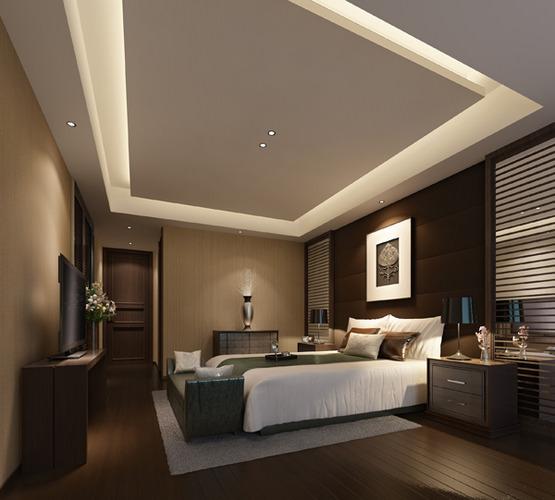 Hotel bedroom 3D model | CGTrader on New Model Bedroom  id=41062