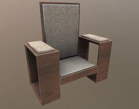 3D asset Modern Chair PBR
