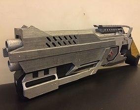 3D print model REAPER BLACKWATCH SHOTGUN OVERWATCH