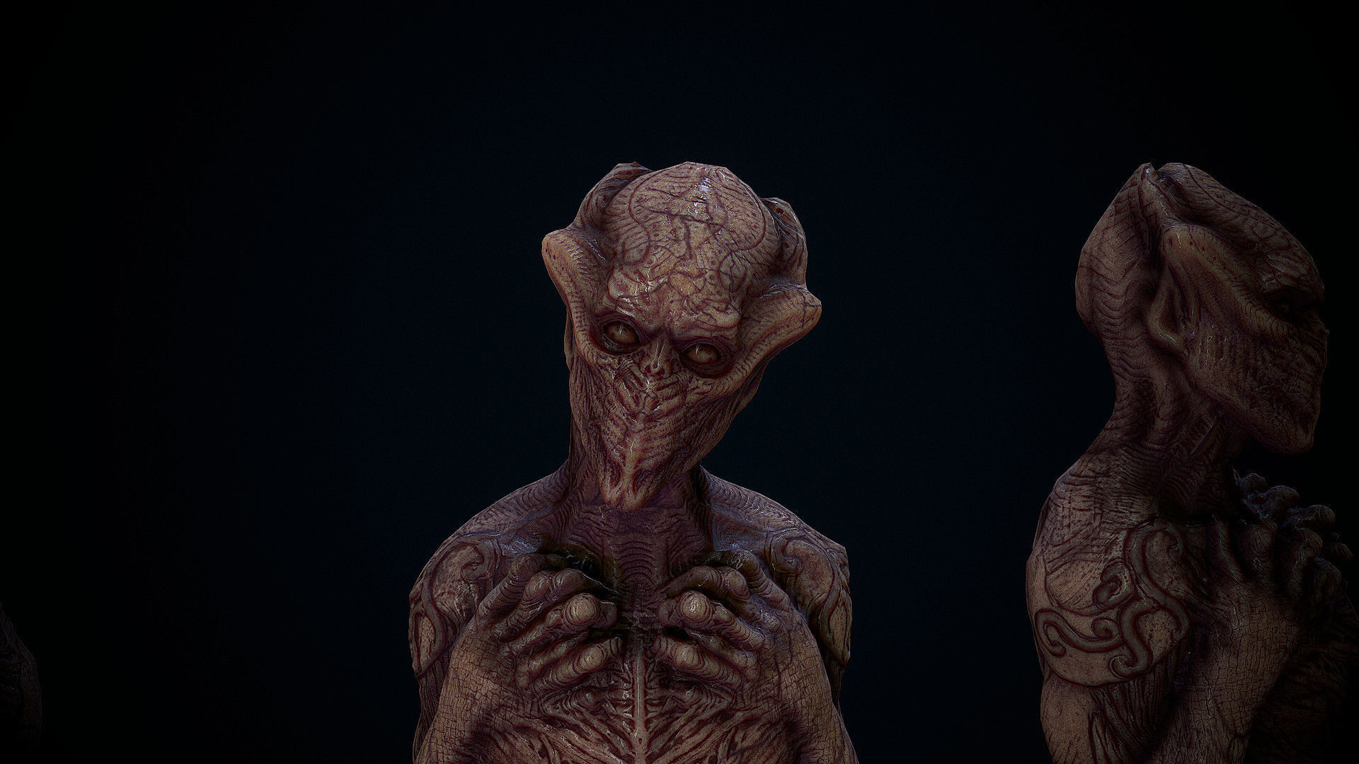THe old one  ALien