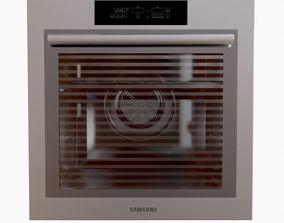 3D asset Oven Samsung