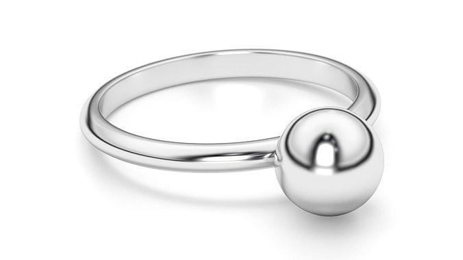 ball ring 3d model max obj mtl fbx stl 3dm 1
