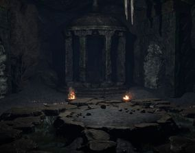 3D asset Cavern
