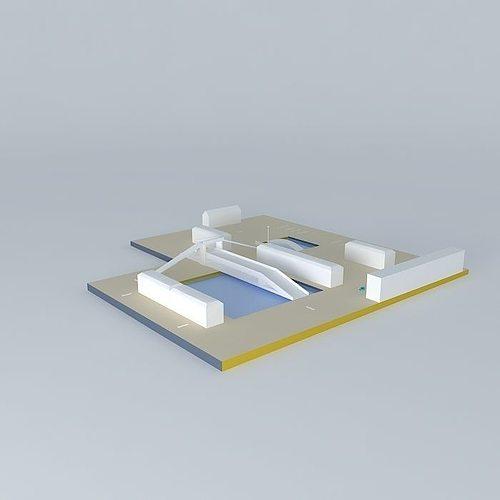 reliant rialto sketchyphysics 3d model max obj mtl 3ds fbx stl dae 1