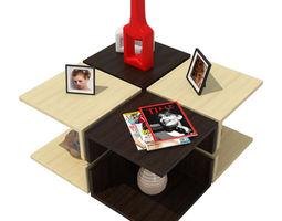 3D model Table-3
