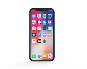 3D asset realtime iPhone X