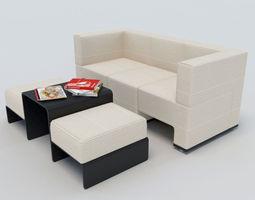 couch sofa Sofa 3D