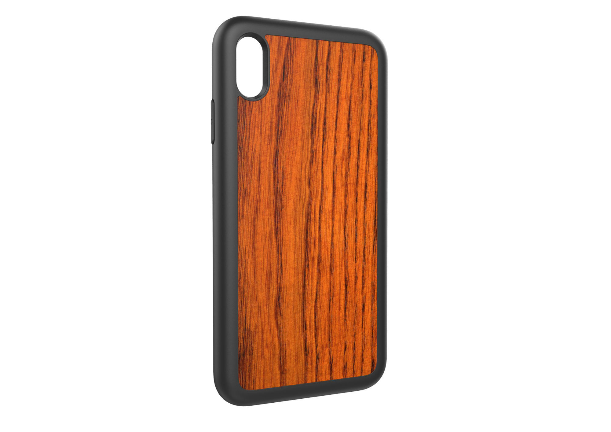 Iphone XS Max wood case