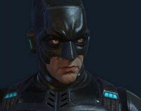 3D asset Batman Character PBR