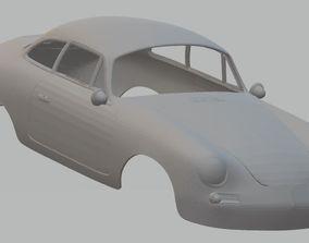 Porsche 356 Printable Body Car