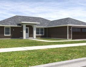 3D model House-136