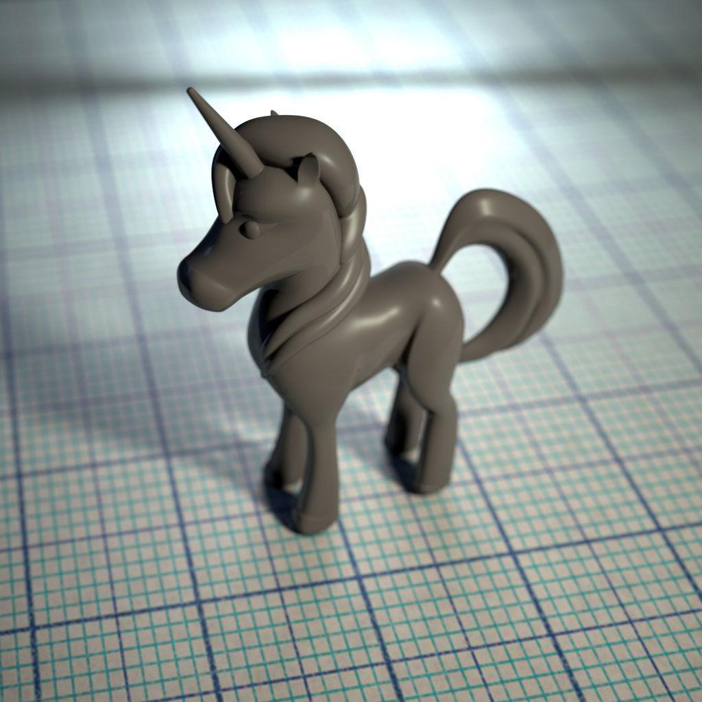 unicorn figure