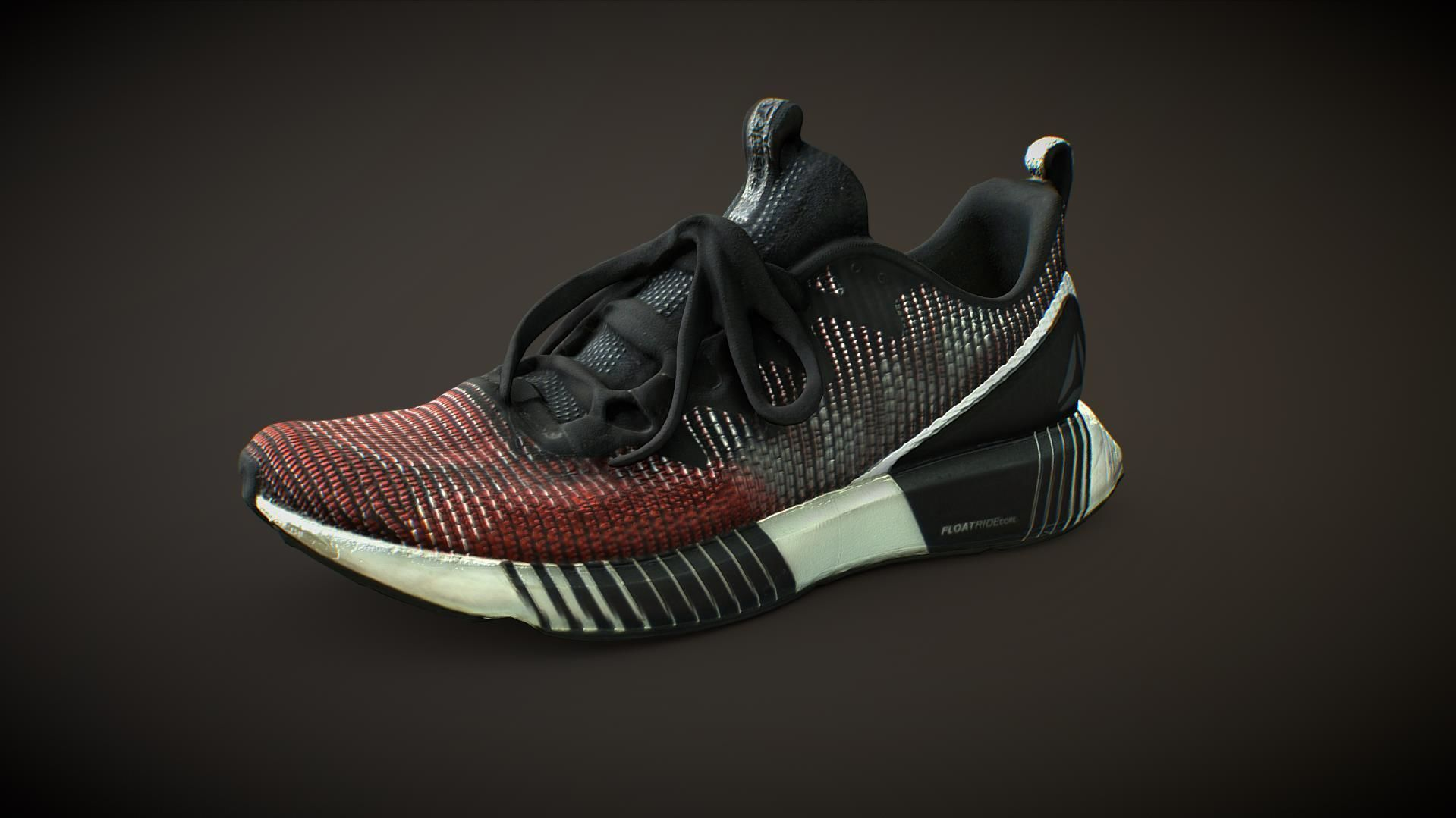 ... reebok sneakers scan 3d model max obj mtl fbx ma mb 2 ... d8a5a0f09