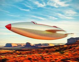Rocket Spaceship 3D