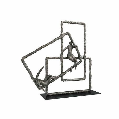 gardeco touch bronze sculpture 3d model 3d model max obj mtl 3ds fbx stl dwg 1