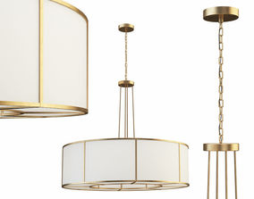 Chelsom Ailsa Pendant Light 3D model