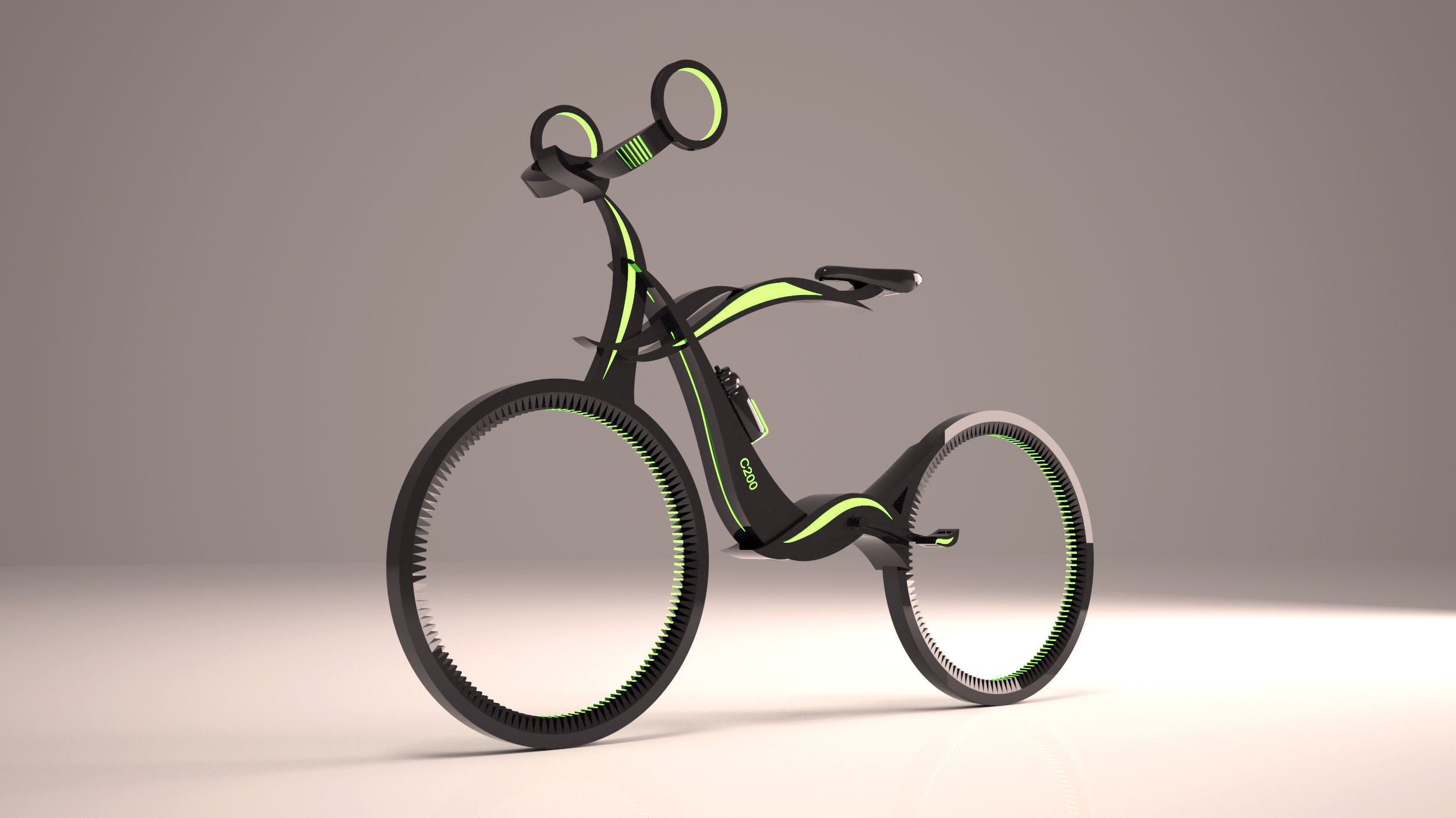 Sport bike concept
