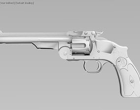 Smith Wesson Revolver Model 3
