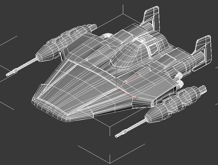 sci fi space shuttle craft - photo #31