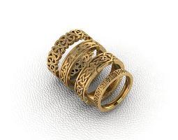 3D print model wedding-ring-1