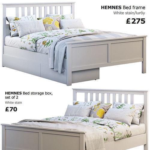 Ikea Hemnes Bed 40 40D Model Awesome Ikea Hemnes Bedroom