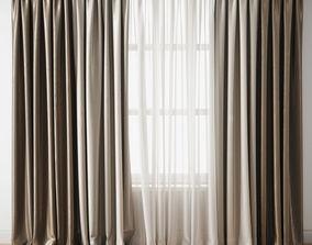 3D Curtain 110