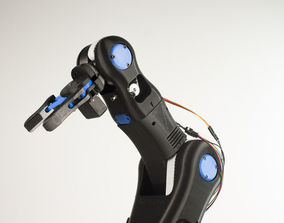 arm 3D printed Robot Arm