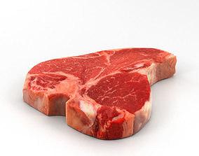 T-Bone Steak 3D model
