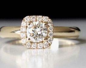 3D print model Beautiful female ring 88