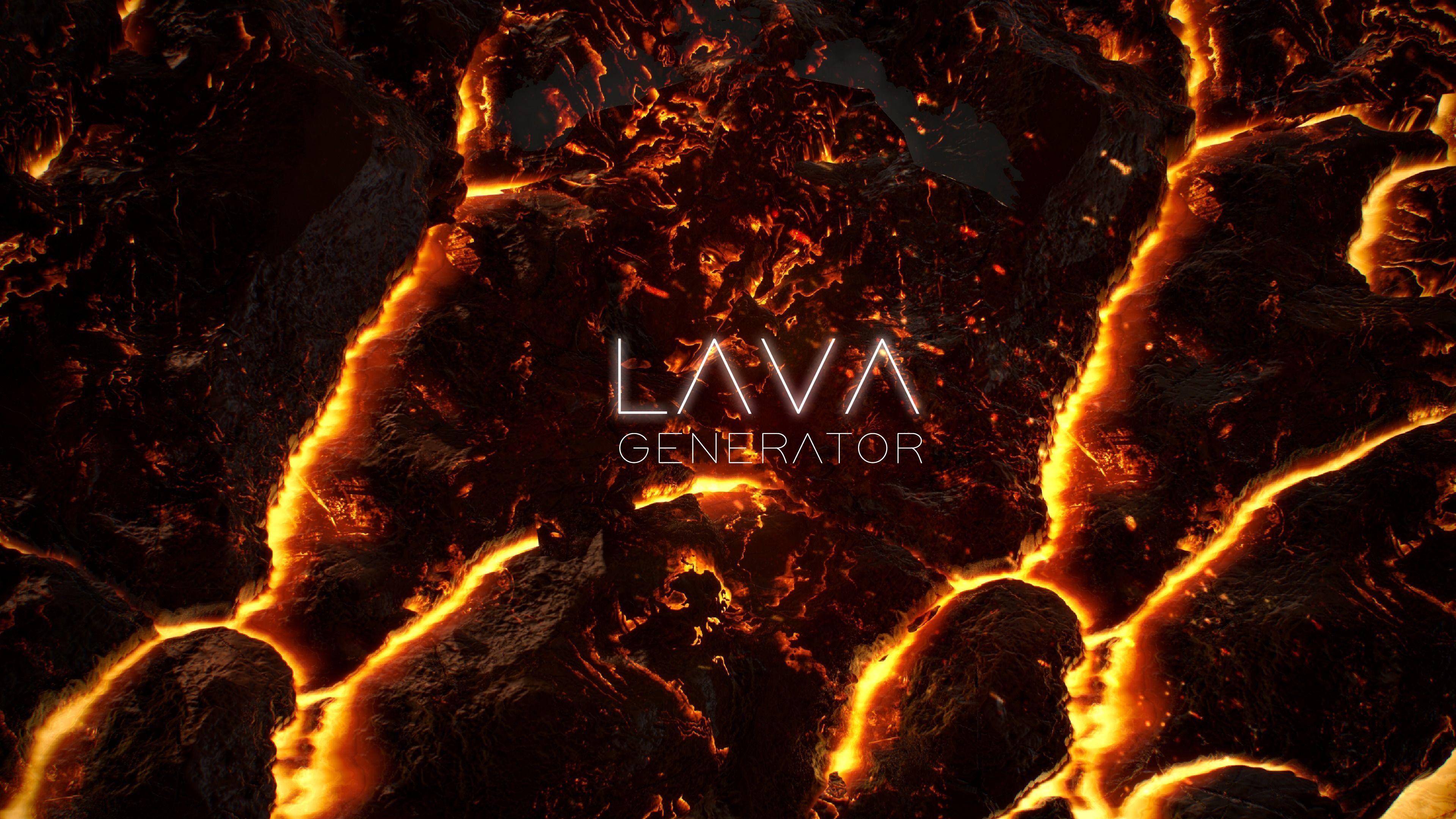 Ultimate Lava Generator Substance