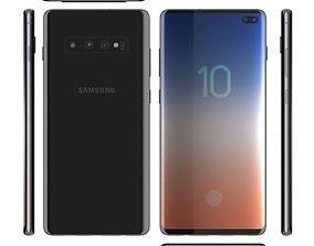 Samsung Galaxy S10 plus 3D