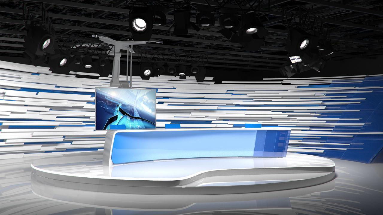 Virtual Broadcast Studio 15