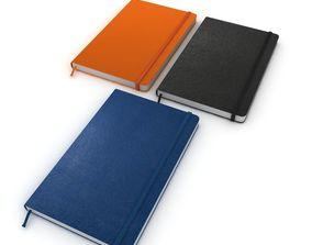 3D model Moleskine notebook