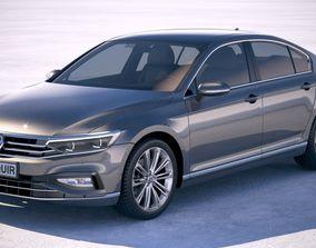 Volkswagen Passat 2020 3D model