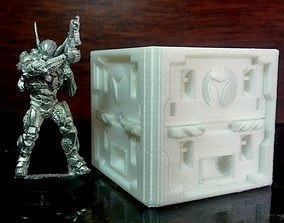 INFINITY THE GAME - Large Tech Crates 3D printable model