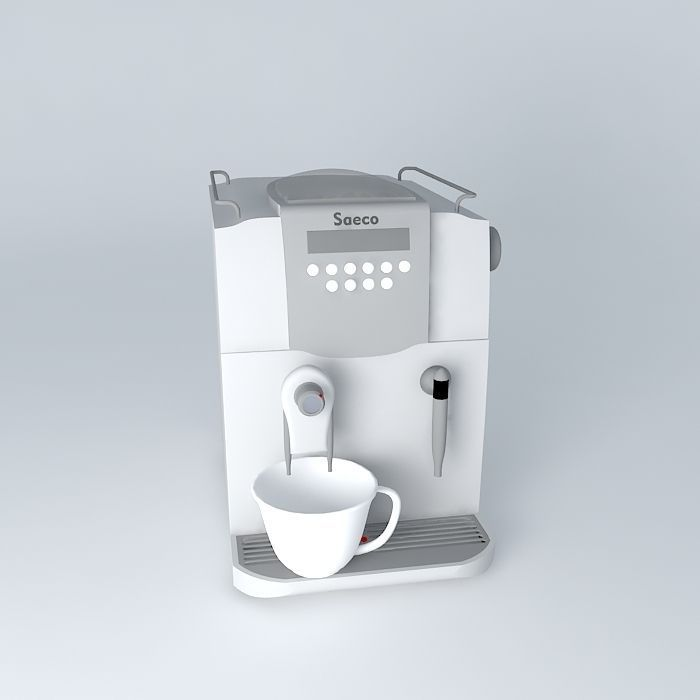 Coffee Maker Free 3d Model Max Obj 3ds Fbx Stl Dae