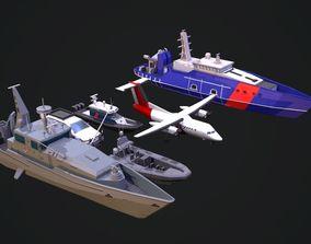 3D model Pack of Australian Vehicle