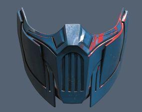 MK 11 Sub Zero 3D print model